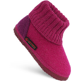 Giesswein Kramsach High Slippers Kids berry